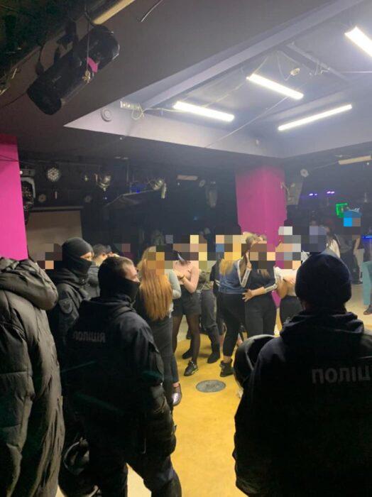 Владельцу одного из ночных клубов Харькова сообщили о подозрении за нарушение карантинных норм