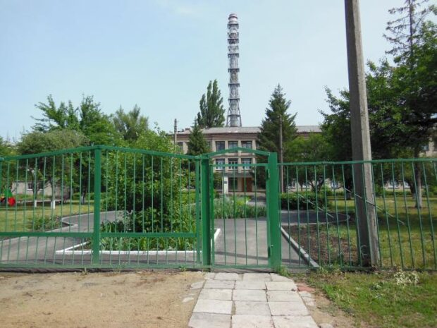 Харьковская школа-интернат планирует потратить 5 млн на забор