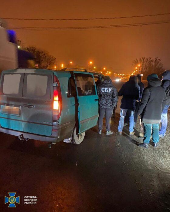 В Харьковской области перекрыли канал нелегальных пассажирских перевозок
