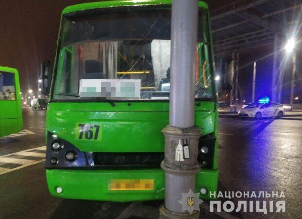 Дождь и мороз в Харьковской области: за сутки произошло 113 ДТП