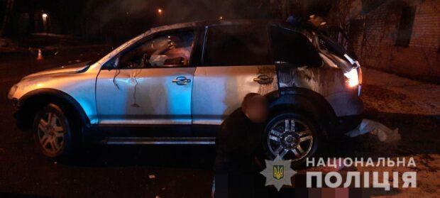 В Харькове пьяный водитель врезался в столб: погибла женщина