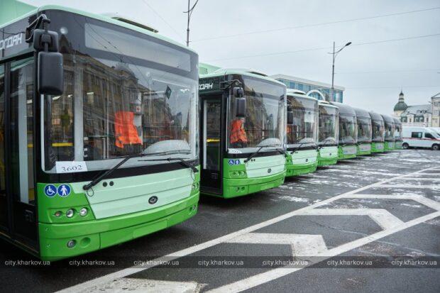 В Харькове пустят троллейбусный маршрут на Жихарь