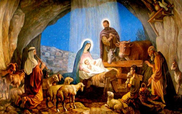 Рождение Иисусса Христа