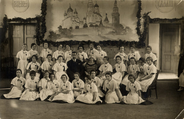 Харьковский Институт благородных девиц