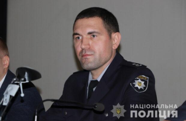 Управление уголовного розыска ГУНП в Харьковской области возглавил Роман Иващенко: его жена за год заработала миллион