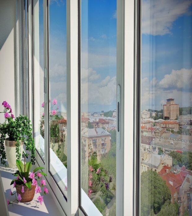 пластиковые окна установка