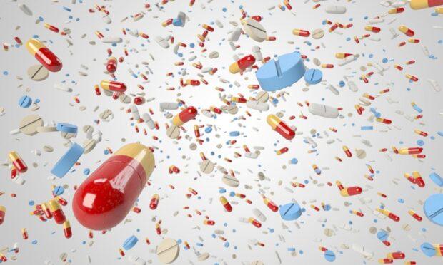 витамины, таблетки