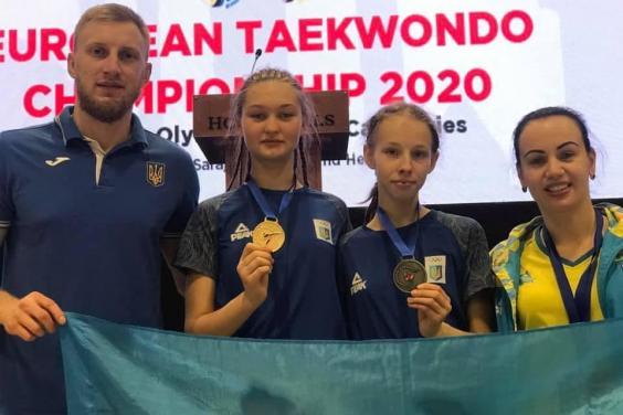 Харьковчанка стала чемпионкой Европы по тхэквондо