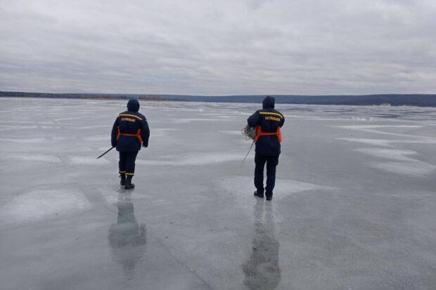На водохранилище под Харьковом ищут пропавшего рыбака
