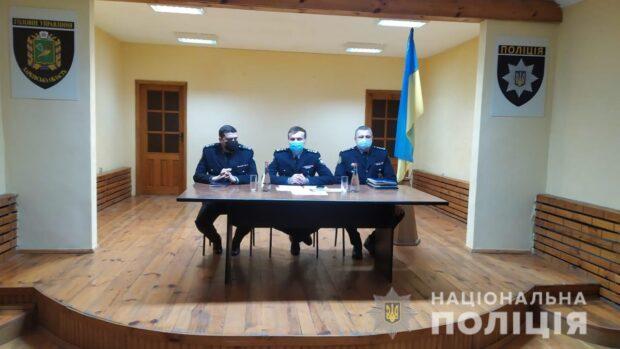 В Харькове на базе старых городских подразделений создали три районные управления полиции