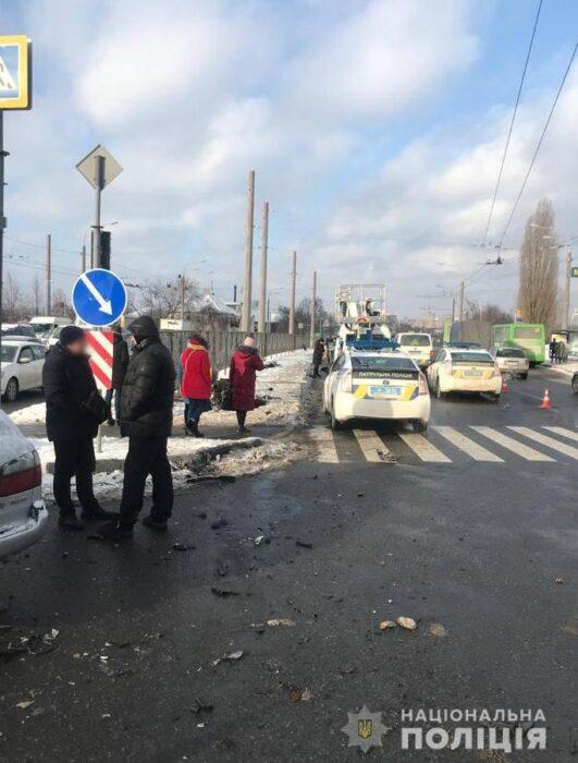 В полиции рассказала подробности смертельной аварии на проспекте Гагарина