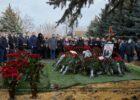 В Харькове на сороковой день после смерти почтили память Кернеса