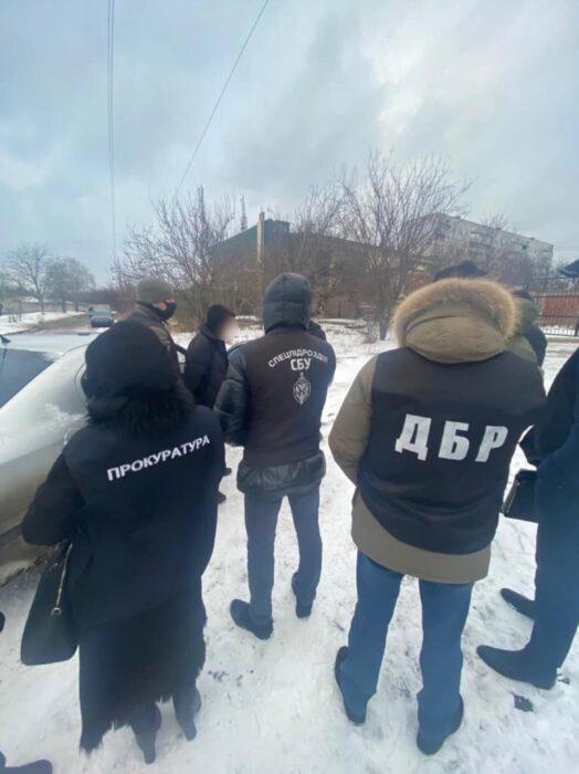 В Харькове на взятке в 4000$ задержали полицейского