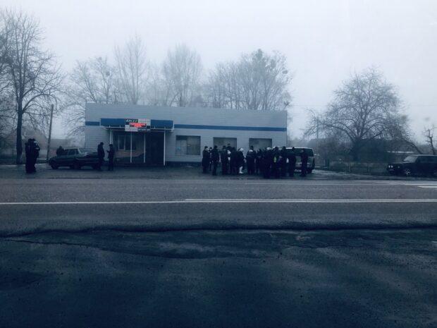 В Харьковской области из-за повышения тарифов на газ, люди планируют перекрывать дорогу
