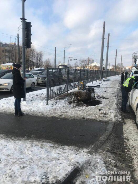 Смертельное ДТП на проспекте Гагарина: полиция задержала водителей
