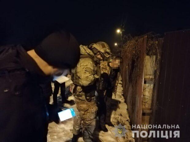 В Харькове задержали мужчину, который торговал оружием