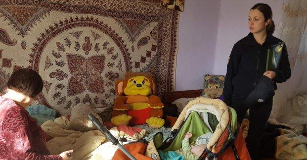 В Харькове провели более 200 рейдов по неблагополучным семьям