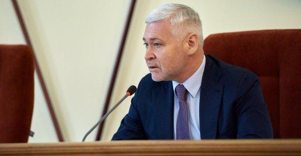 Терехов уволил директора КП «Харьковские теплосети» Андреева