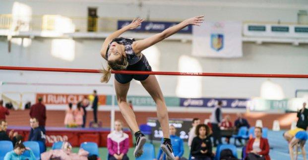 Харьковчанка одержала победу на всеукраинских соревнованиях по легкой атлетике