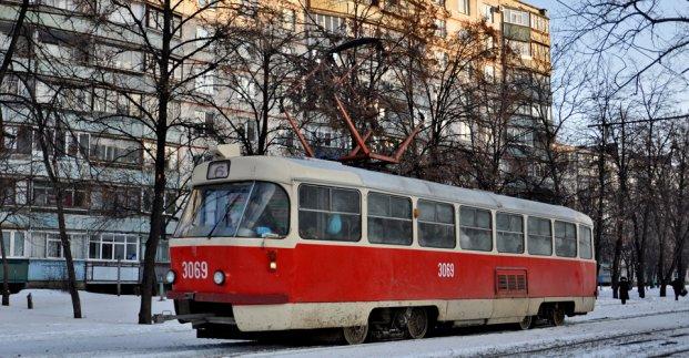 Снегопад не повлиял на работу электротранспорта в Харькове - горсовет