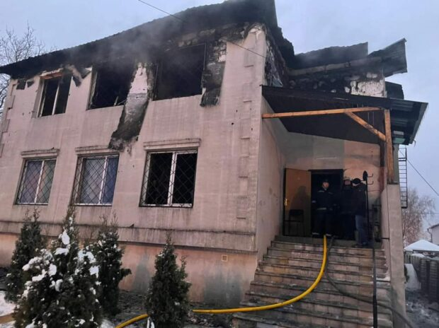 Прокуратура открыла уголовное производство по факту гибели 15 человек на пожаре в Харькове