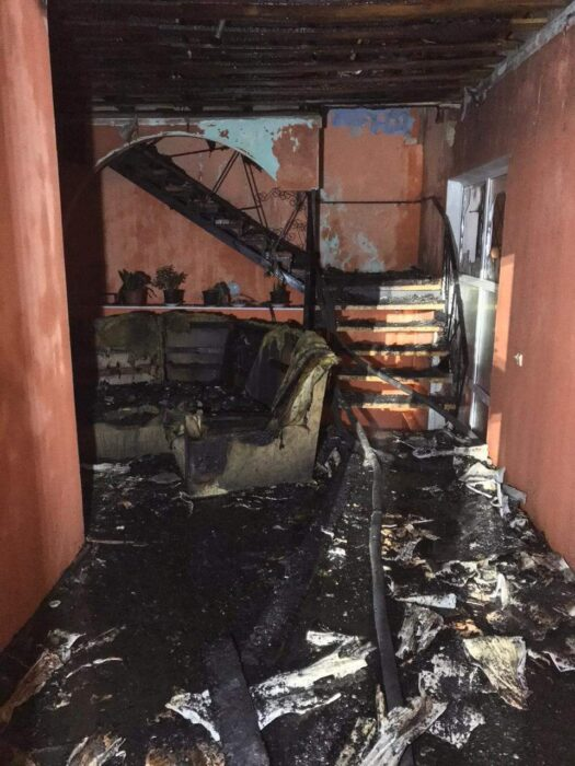 Пожар в доме престарелых: Венедиктова сообщила, что задержанных четверо