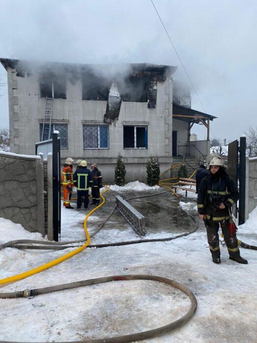 Пожар в доме престарелых: Зеленский дал поручение немедленно разобраться в ситуации