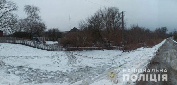 В Харьковской области мужчина из-за давней обиды зарезал пенсионера