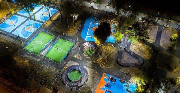 Харьковские урбан-парки и Саржин яр вошли в топ-15 лучших проектов Украины