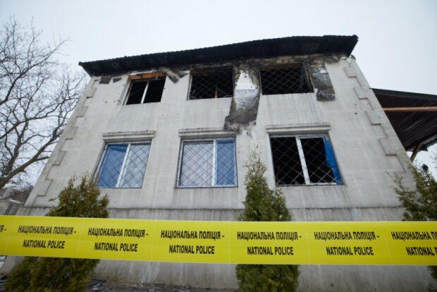 В МВД объяснили, почему пожарные не спасли 15 постояльцев дома престарелых в Харькове