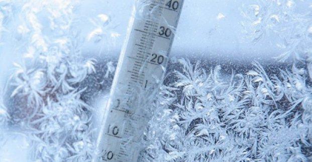 Завтра в Харькове - до 16 градусов мороза