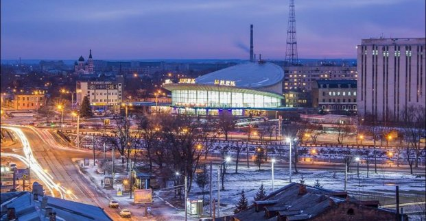 Завтра в Харькове - до 3 градусов тепла