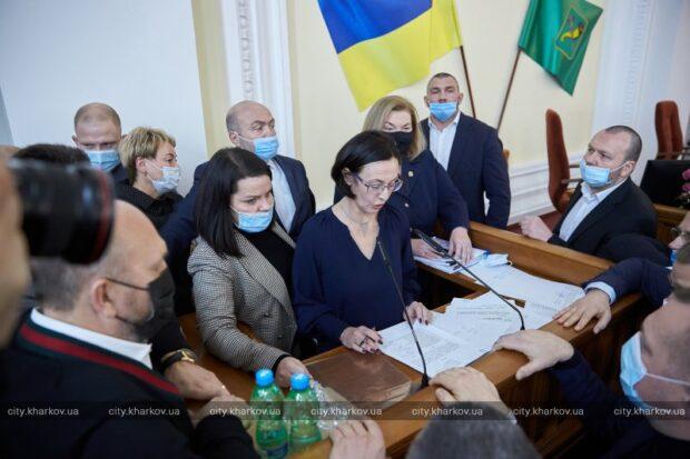 В Харькове прокуратура расследует законно ли Кернеса объявили городским головой без присяги