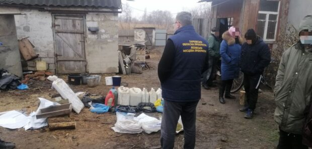 В Харьковской области мужчина дома хранил 15 кг конопли