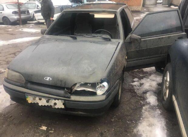 Полицейский, который сбил пешехода и скрылся с места аварии в Харьковской области был пьяный - прокуратура