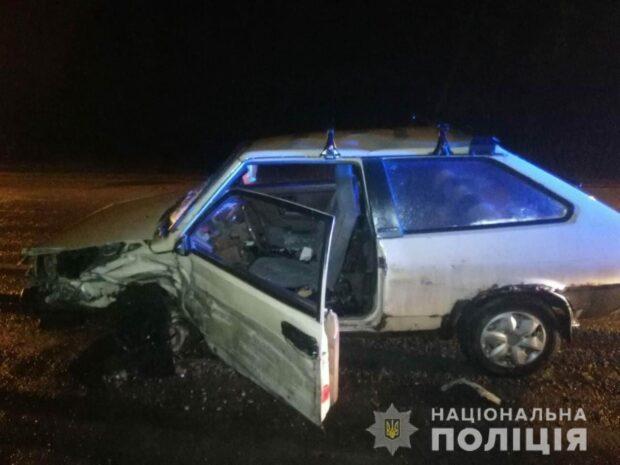 В Харькове водитель врезался в два автомобиля: три человека попали в больницу