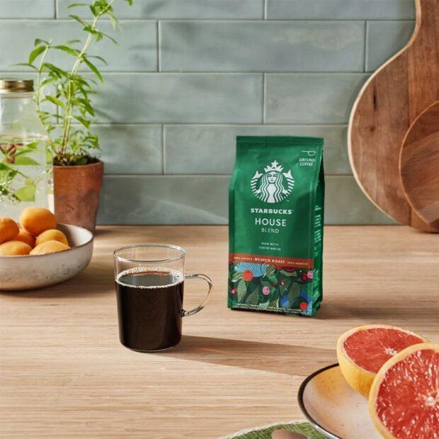 Nestlé запускает в Украине линейку кофе Starbucks