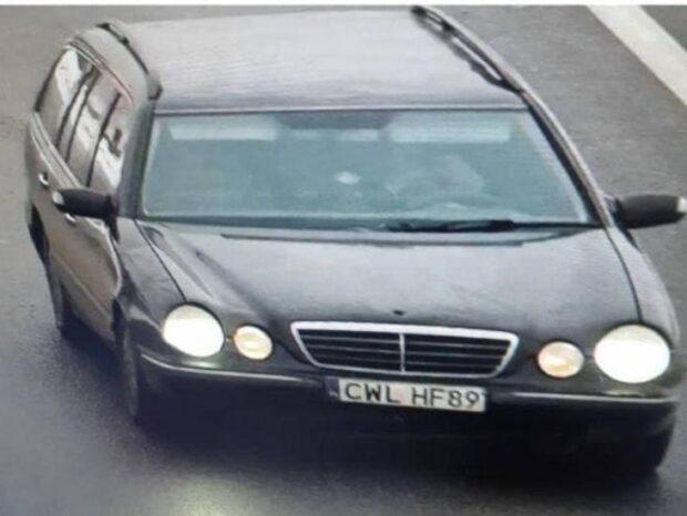 Автомобиль на котором похитили харьковчанина нашли в другой области сожжённым