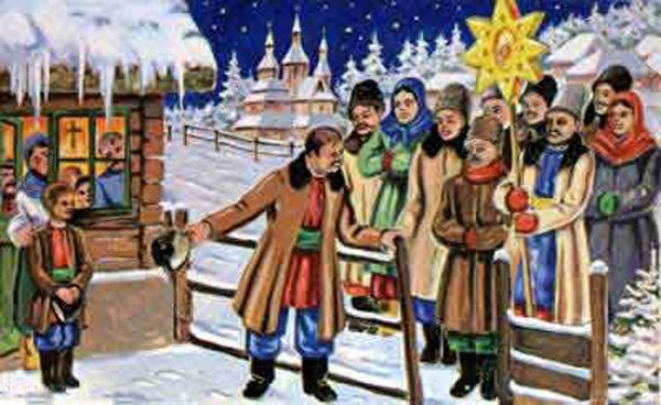 Посевание на Старый Новый год