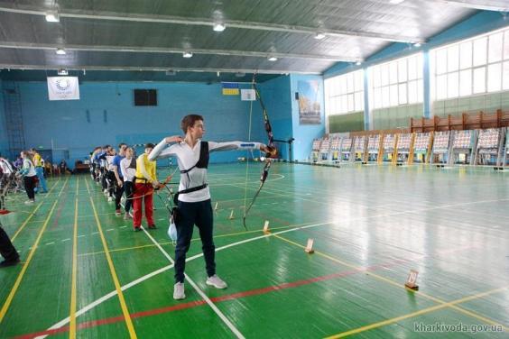 Харьковские лучники завоевали 27 наград на Кубке Рубана
