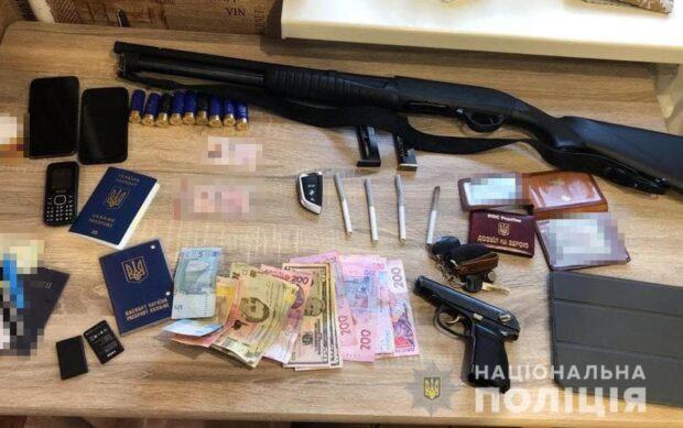 Полицейские задержали еще одного участника разбойного нападения на офис предприятия в Харькове