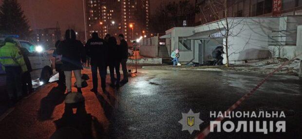 Полиция задержала подозреваемого в убийстве мужчины на Отакара Яроша