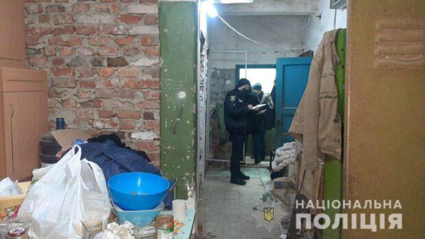 В Харькове в складском помещении нашли труп: 47-летнему мужчине сообщили о подозрении
