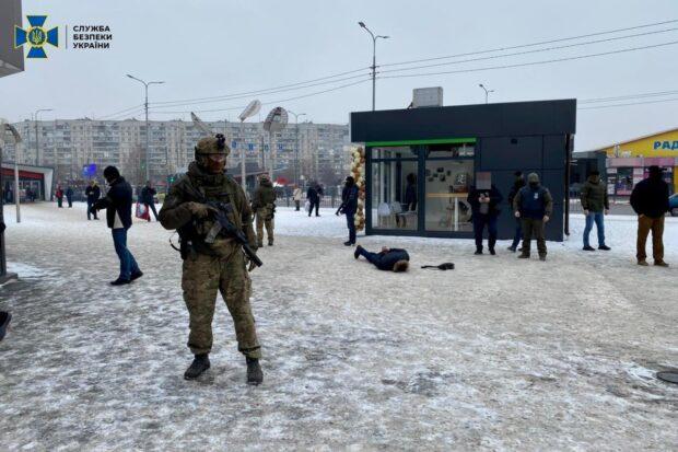 В Харькове контрразведка задержала предателя, который собирал для спецслужб РФ закрытую информацию о новой украинской бронетехнике
