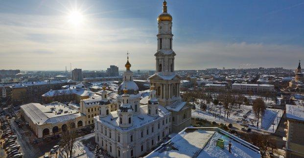 Завтра в Харькове - до 19 градусов мороза
