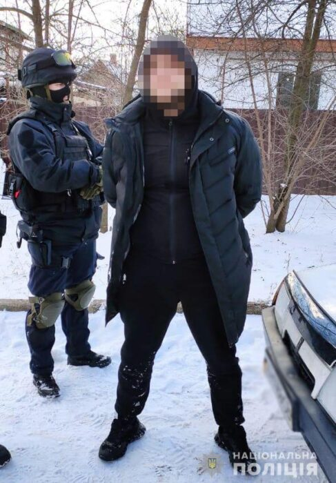 Под Харьковом задержали членов группировки, которые обложили «данью» предпринимателей