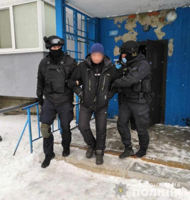 На Харьковщине задержали Интернет-мошенника, который продавал несуществующие товары