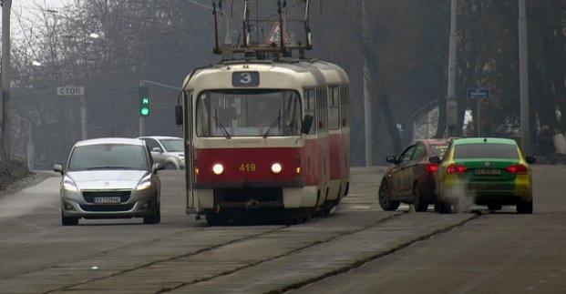 Трамвай №3 временно ходит по другому маршруту (уточнение маршрута)