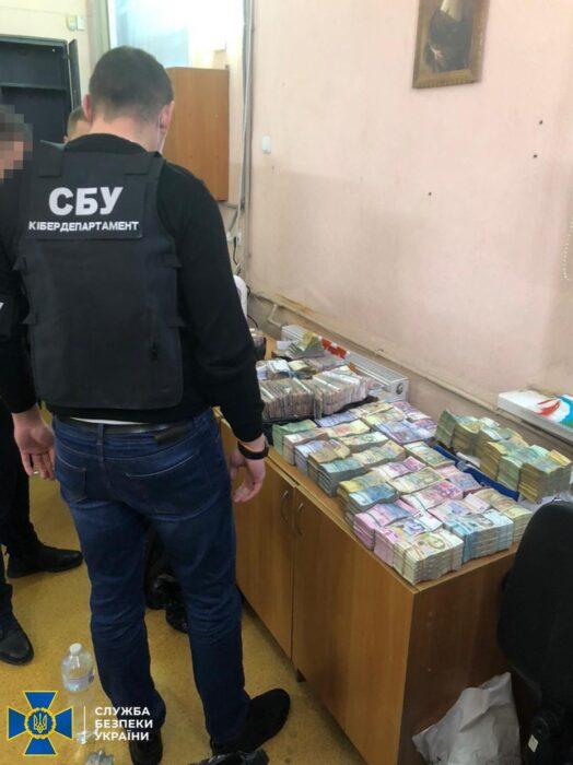 В Харькове CБУ прекратила деятельность мощного конвертационного центра с оборотом 5 млрд гривен