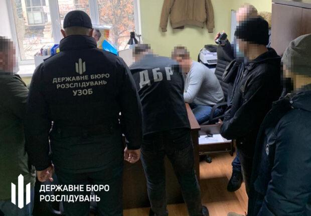 В Харькове задержан адвокат, который пытался подкупить следователя ГБР (